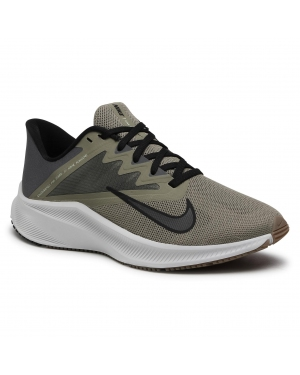 Buty NIKE - Quest 3 CD0230 300 Light Army/Black/Iron Grey