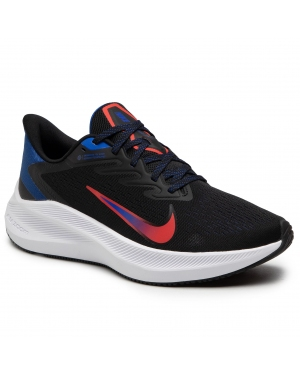 Buty NIKE - Zoom Winflo 7 CJ0291 006 Black/Chile Red/Racer Blue