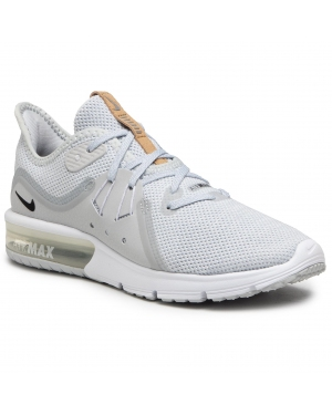 Buty NIKE - Air Max Sequent 3 908993 008 Pure Platinum/Black/White