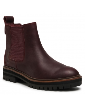 Sztyblety TIMBERLAND - London Square Chelse TB0A1S91C601  Dark Port