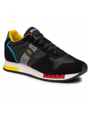 Sneakersy BLAUER - S1QUEENS01/MES Fantasy/Black
