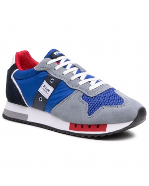 Sneakersy BLAUER - S1QUEENS01/STO Royal Blue