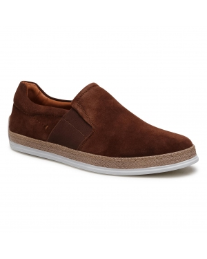 Półbuty LASOCKI FOR MEN - MI08-C829-824-01A Brown