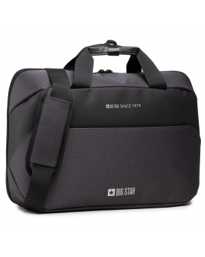 Torba na laptopa BIG STAR - HH574048 Black