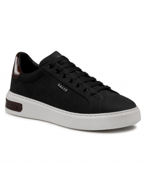 Sneakersy BALLY - Miky/100 6237755017 Black