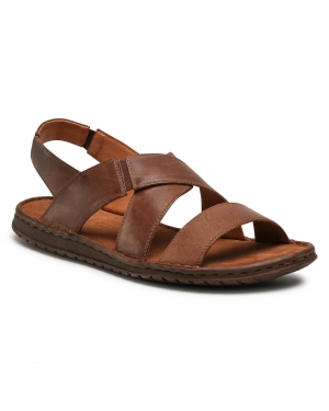 Sandały LASOCKI FOR MEN - MI08-C271-831-54 Brown