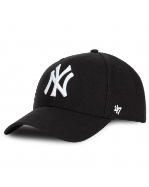 Czapka 47 BRAND - New York Yankees B-MVPSP17WBP-BK Black