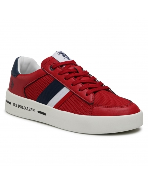 Sneakersy U.S. POLO ASSN. - Vega141 VEGA4141S1/LT1 Red