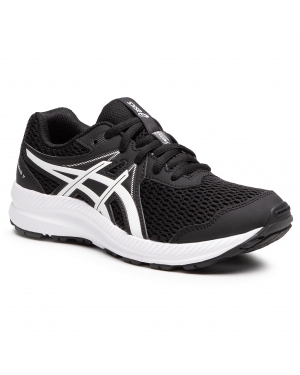 Buty ASICS - Contend 7 Gs 1014A192 Black/White 002