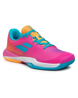 Buty BABOLAT - Jet Mach 3 All Court Jr 33S21648 Hot Pink