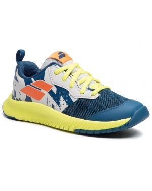 Buty BABOLAT - Pulsion All Court Jr 32S21482  Dark Blue/Sulphur Spring