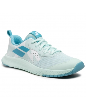 Buty BABOLAT - Pulsion All Court Jr 33S21482  White/HoneyDew