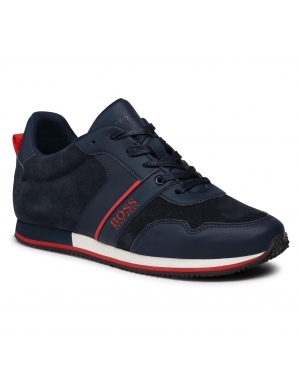 Sneakersy BOSS - J29253 D Navy 849