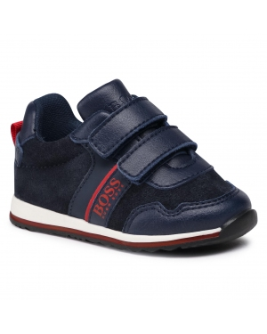 Sneakersy BOSS - J09148 M Navy 849