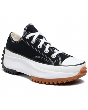 Trampki CONVERSE - Run Star Hike Ox 168816C Black/White/Gum