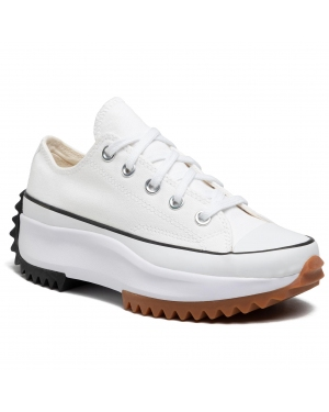 Trampki CONVERSE - Run Star Hike Ox 168817C White/Black/Gum