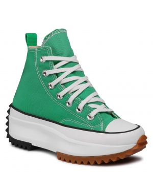 Trampki CONVERSE - Run Star Hike Hi 170441C Court Green/White/Gum