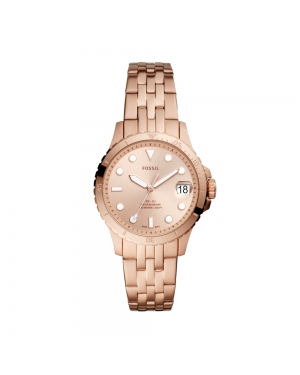 Zegarek FOSSIL - FB-01 ES4748  Rose Gold