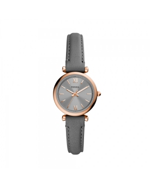 Zegarek FOSSIL - Carlie Mini ES5068 Grey/Gold