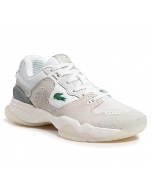 Sneakersy LACOSTE - T-Point 0721 1 G Sfa 7-41SFA010418C Off Wht/Off Wht