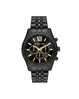 Zegarek MICHAEL KORS - Lexington MK8603 Black