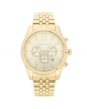 Zegarek MICHAEL KORS - Lexington MK8281 Gold/Gold