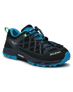 Trekkingi SALEWA - Jr Wildfire 64007-3847 Ombre Blue/Fluo Green