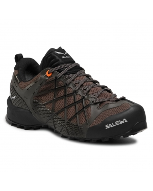 Trekkingi SALEWA - Ms Wildfire Gtx GORE-TEX 63487-7623 Black Olive/Wallnut