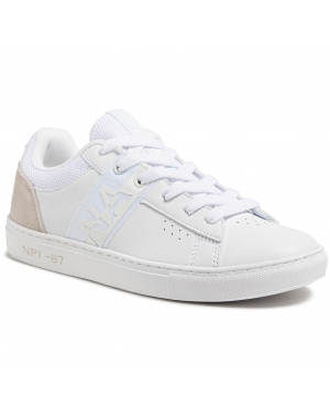 Sneakersy NAPAPIJRI - Willow NP0A4FKT Bright White 021