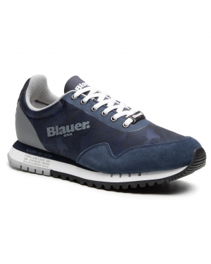 Sneakersy BLAUER - S1DENVER06/CAS Navy