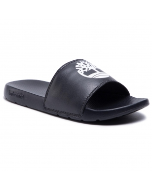 Klapki TIMBERLAND - Playa Sands TB0A24VP0151  Black W White
