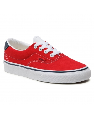 Tenisówki VANS - Era 59 VN0A34584CK1 (C&L) Red/True White