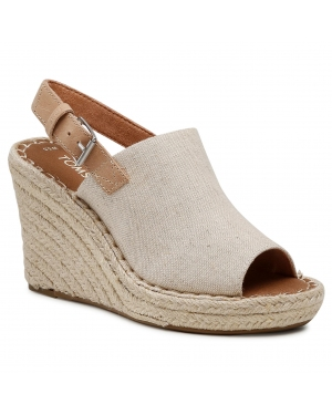 Espadryle TOMS - Monica 10011843 Natural Oxford