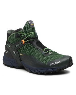 Trekkingi SALEWA - Ms Ultra Flex 2 Mid Gtx GORE-TEX 61387 Raw Green/Pale Frog 5322