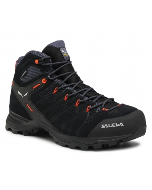 Trekkingi SALEWA - Ms Alp Mate Mid Wp 61384-0996 Black Out/Fluo Orange