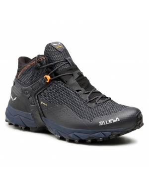 Trekkingi SALEWA - Ms Ultra Flex 2 Mid Gtx 61387-0984 Black Out/Red Orange 0984