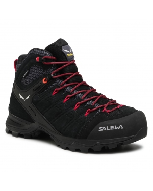Trekkingi SALEWA - Ws Alp Mate Mid Wp 61385-0998 Black Out/Virtual Pink