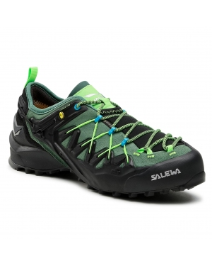 Trekkingi SALEWA - Ms Wildfire Edge Gtx GORE-TEX 61375 Myrtle/Fluo Green 5949