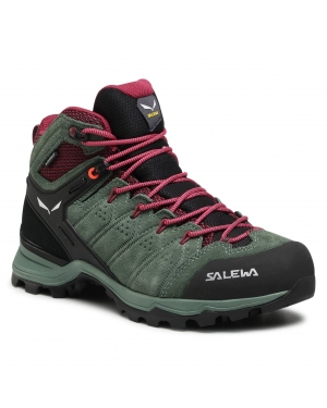 Trekkingi SALEWA - Ws Alp Mate Mid Wp 61385-5085 Duck Green/Rhododendon 5085