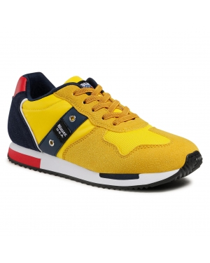 Sneakersy BLAUER - S1DASH02/NYC S Yellow