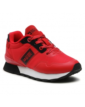 Sneakersy BIG STAR - HH374173 Red