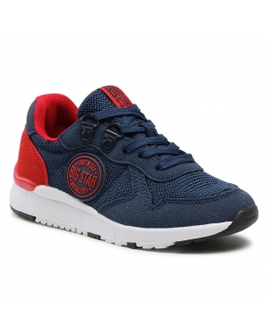 Sneakersy BIG STAR - HH374175 Navy