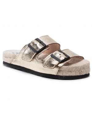 Espadryle MANEBI - Nordic Sandals R 1.1 R0 Gold Metallic