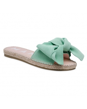 Espadryle MANEBI - Sandals With Bow M 3.1 J0 Mint