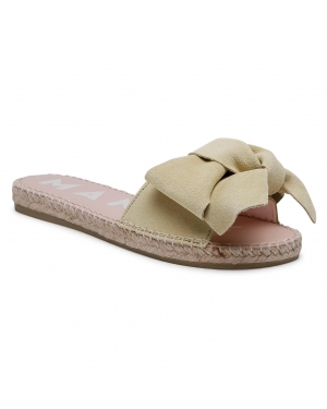 Espadryle MANEBI - Sadals With Bow R 0.1 J0 Sweet Yellow