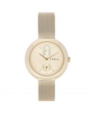 Zegarek FURLA - Cosy Seconds WW00013-MT0000-OR000-1-007-20-CN-W Oro