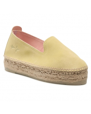 Espadryle MANEBI - Slippers D R 0.1 D0 Sweet Yellow
