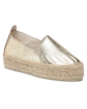 Espadryle MANEBI - Slippers D R 1.1 D0 Gold