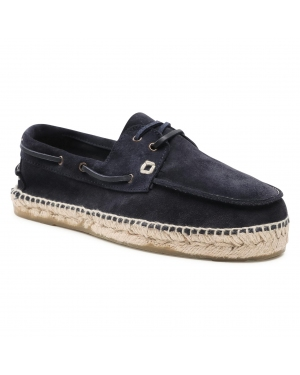 Espadryle MANEBI - Boat Shoesk 1.5 K0 Patriot Blue