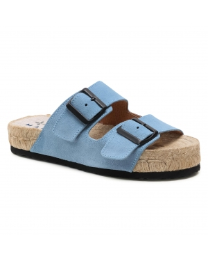 Espadryle MANEBI - Nordic Sandals M 3.0 R0 Placid Blue